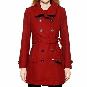 Authentic preowned Burberry coat
